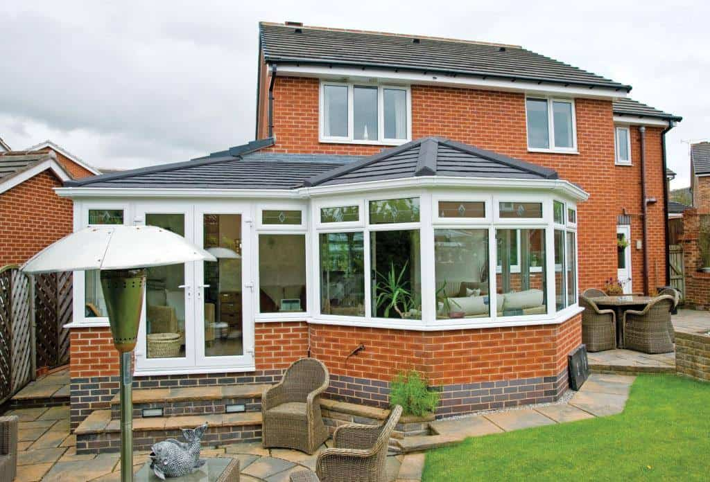 Conservatory House Extension